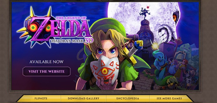 26 Landing Page Designs for Console & Mobile Games
