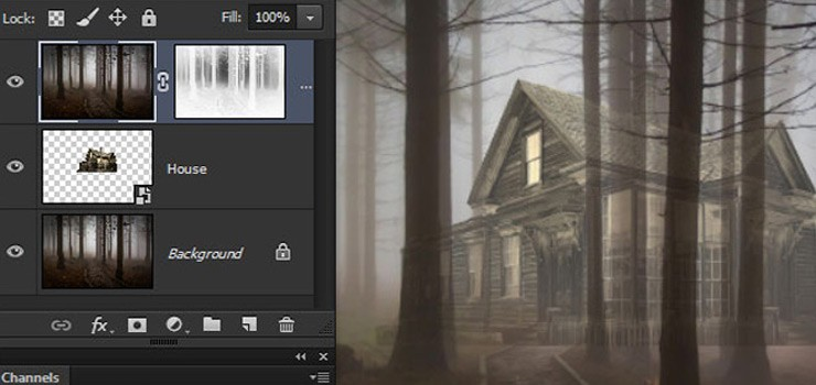 28 Photo Compositing Tutorials for Adobe Photoshop