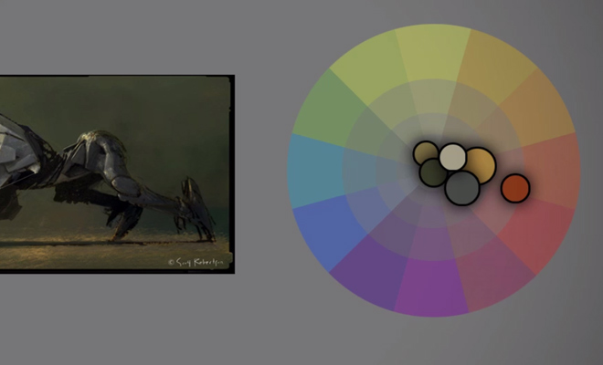 basic color schemes ctrl paint video tutorial