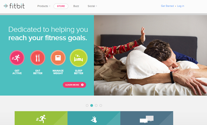 30 Health and Fitness Website Layouts for Design Inspiration