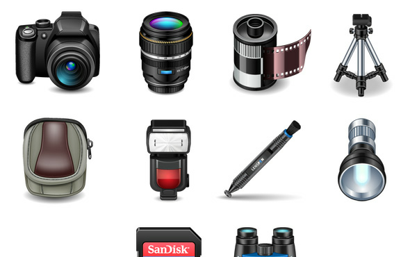 24 Fresh New Icon Sets Released in 2012