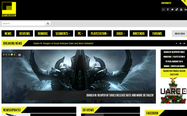 01-gamerkon-website-layout-homepage