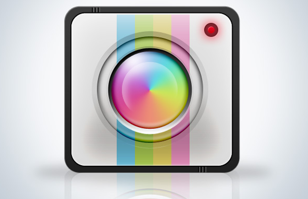 camera app icon tutorial photoshop howto