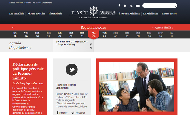 40 Official Government Agency Websites for Design Inspiration