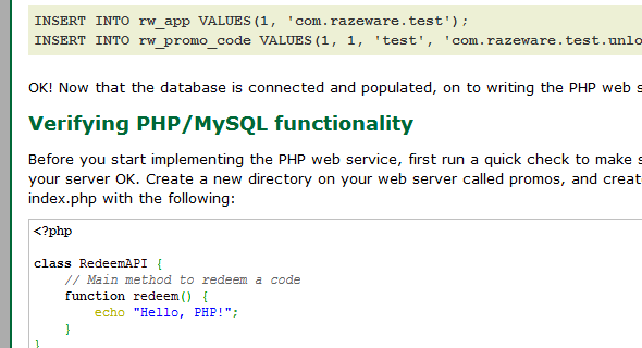27 PHP/MySQL Tutorials for Building Web Applications