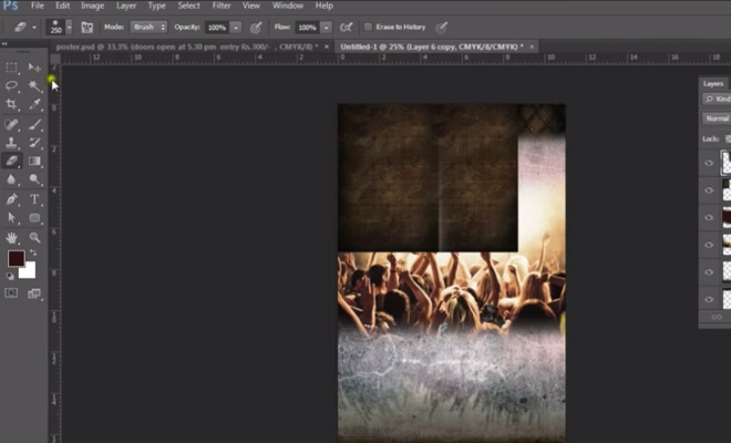 32 Easy-to-Follow Photoshop Print Design Tutorials