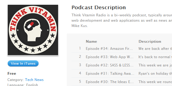 22 Memorable Podcasts Focused on Web Design