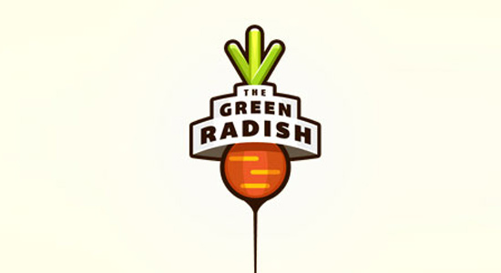green radish network logofaves