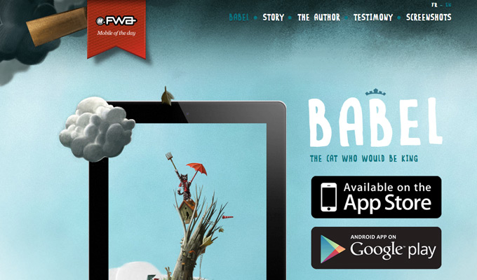 babel the king game website