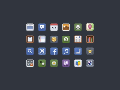 download facebook freebies icon pack
