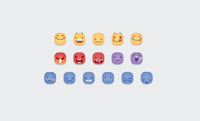 square rounded corners emoticons