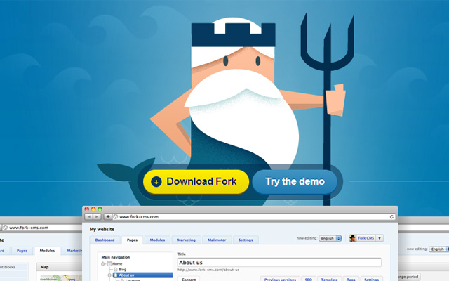 ultimate guide to fork cms installation design howto