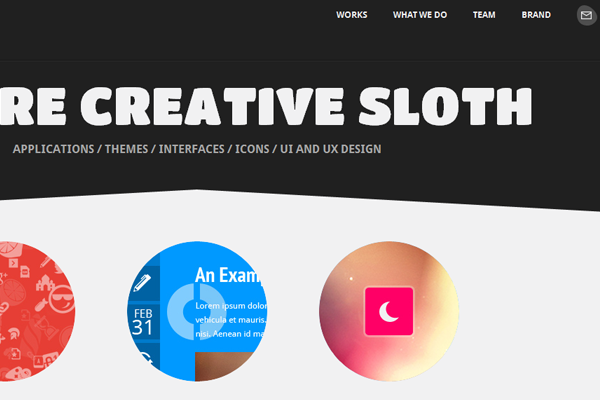 Creative Sloth design agency