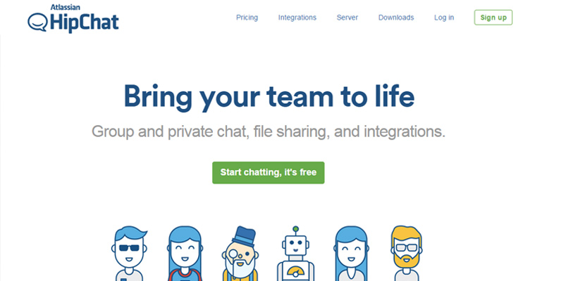hipchat webapp tool resource