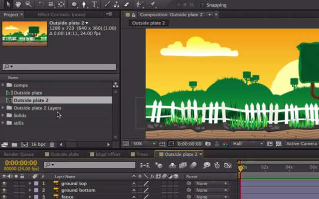 28 Easy To Follow Motion Graphics Tutorials