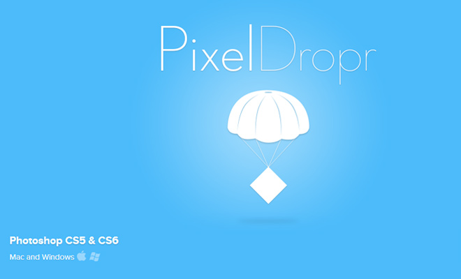 pixel dropr photoshop plugin website
