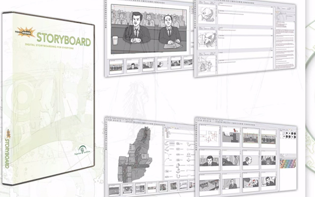 toon boom software storyboard drawing animation