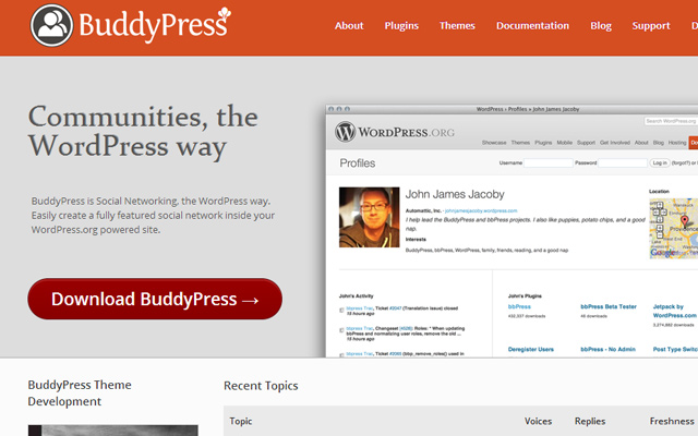 beginners guide to buddypress article howto