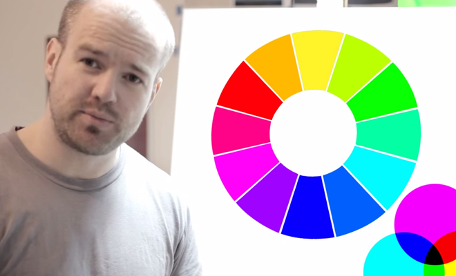 truth about the color wheel video tutorial