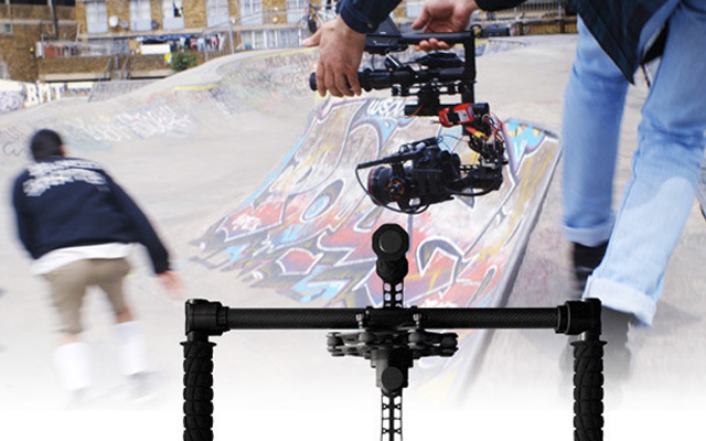 besteady stabilizer camera product kickstarter