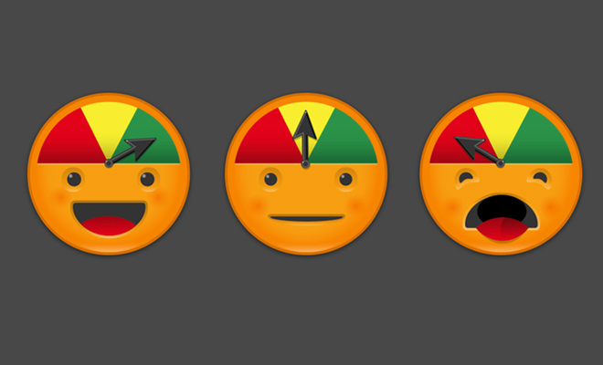 mood persona smileys