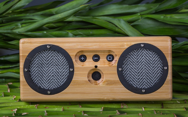 the bluetooth bongo speakers product kickstarter