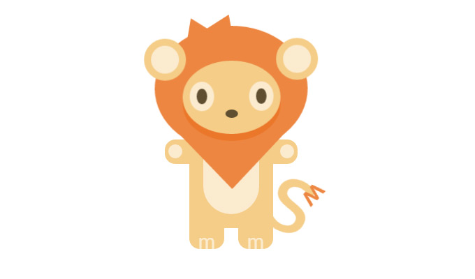 open source scss lion