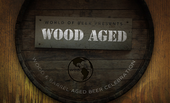 wood aged print design poster graphic