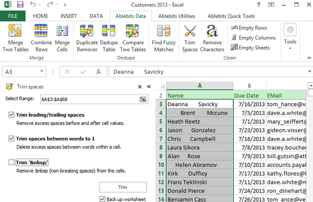 ablebits addin microsoft office excel content