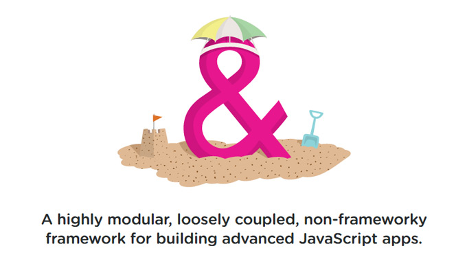 ampersand javascript open source library