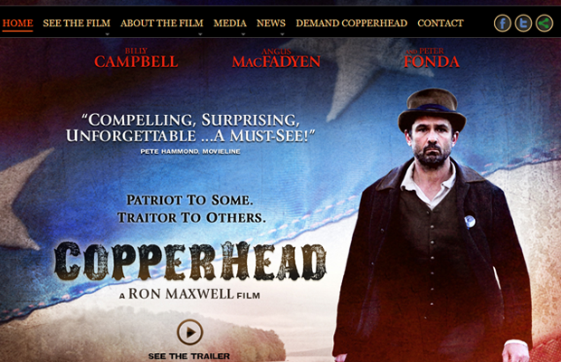 copperhead movie website official