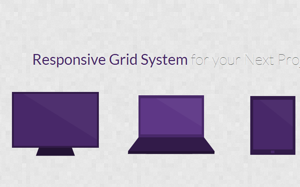 rwdgrid responsive css for web projects