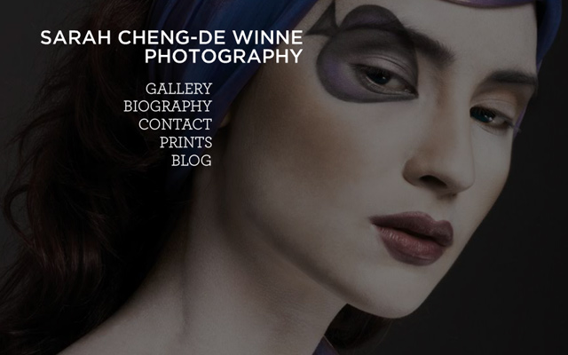 sarah cheng de winne photography website