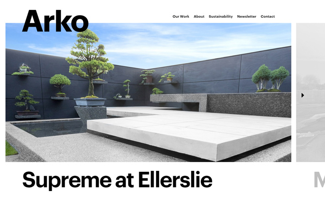 30 Inspirational Architecture Firm Website Designs