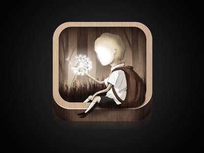 iPhone iOS Dandelion Icon
