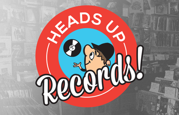 headsup records logo music inspiration