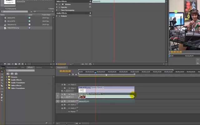 tools panel premiere pro software tutorial video