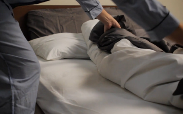 smart attached bedding cover top sheet design kickstarter