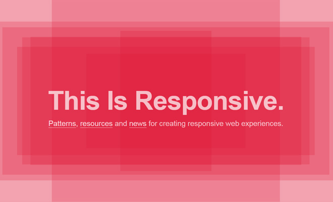 free tips codes resources plugins for responsive web design