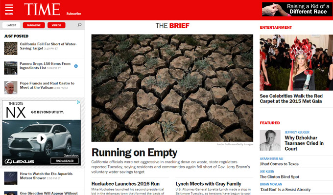 time magazine online blog website