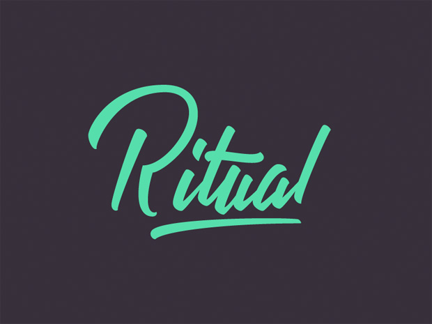Logos with Creative Custom Lettering