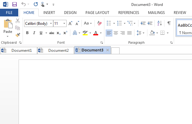 microsoft office tabs word documents addin