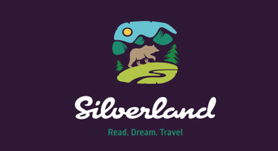 silverland dark bright logo inspiration