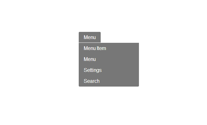 css toggle menu jquery open source code
