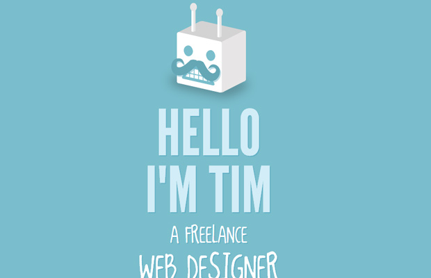 tjpotter tim potter freelance website layout