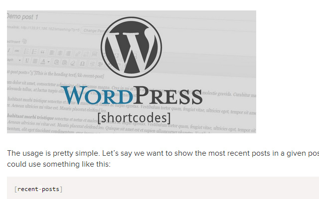 wordpress shortcodes complete guide magazine tutorial