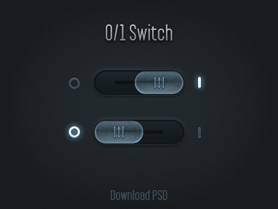 Control switch freebies PSD download