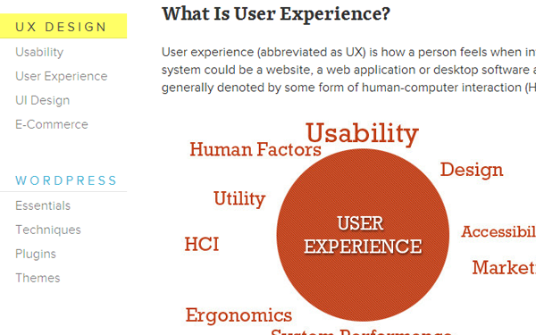 What is user experience all about?