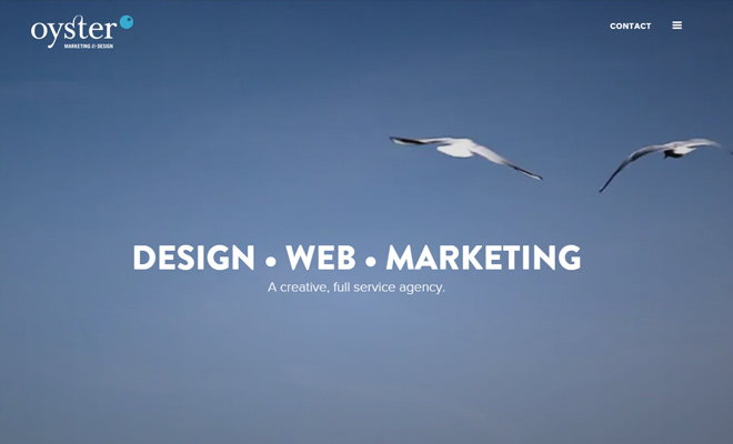 oyster marketing design company