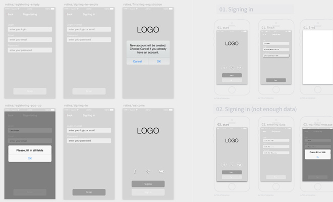sketch.app ios workflow tutorial